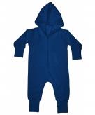 Blauw huispak voor babies