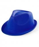 Blauw verkleed hoedje voor kinderen
