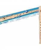 Blokfluit van hout bontempi