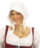 Boerinnen hoedje voor dames