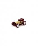 Bordeaux raceauto bamboe 8 cm