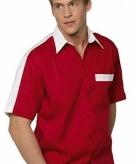 Bowl overhemd voor volwassenen