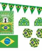 Braziliaanse decoraties versiering pakket