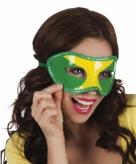 Braziliaanse versiering masker