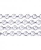 Bruiloft decoratie kristal slinger transparant