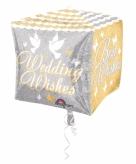 Bruiloft folie ballonnen wedding wishes
