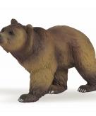 Bruine beer speeldiertje 11 cm