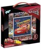 Cars 3 sticker box 14 vellen