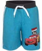 Cars shorts blauw voor jongens