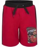 Cars shorts rood voor jongens