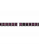 Cheers bitches slinger roze zwart 366 cm