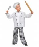 Chef kok pak voor kinderen