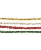 Chenilledraad glitter 50 cm 10 st