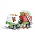 Cobi vuilniswagen bouwstenen pakket 10076013