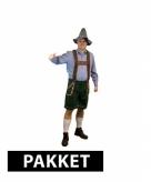 Compleet pakket maat xxl oktoberfest kleding heren