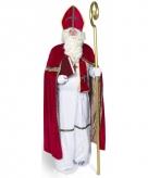 Complete luxe sinterklaas kostuums