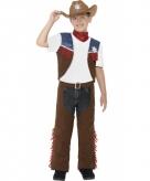 Cowboy kostuum voor kinderen