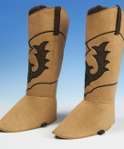 Cowboy schoenhoezen