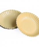 Creme snack schaaltjes 16 cm