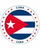 Cuba thema bierviltjes