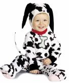 Dalmatier kostuum baby s
