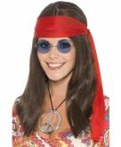 Dames hippie setje deluxe
