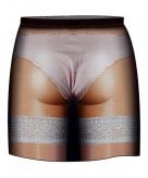 Dames rokje met ondergoed print