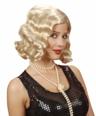 Dames twenties pruik