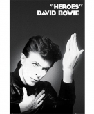 David bowie heroes maxi poster 61 x 91 5 cm