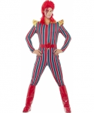 David bowie look a like verkleedkleding voor heren