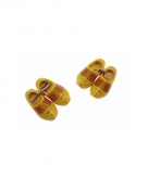Decoratieve mini klompjes 6 cm