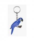 Dieren sleutelhanger papegaai