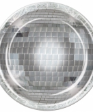 Disco bol borden 8 stuks