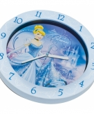 Disney assepoester klok 25 cm