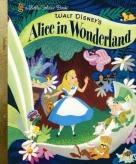 Disney boek alice in wonderland