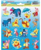 Disney stickers winnie the pooh