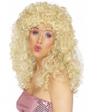 Dolly parton look pruik