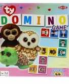 Domino spel ty beanie boo voor kinderen