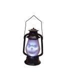 Doodshoofd lantaarn met licht en geluid