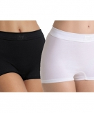 Double comfort dames short