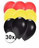 Duits ballonnen pakket 30x