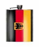 Duitsland heupfles 200 ml