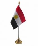 Egypte versiering tafelvlag 10 x 15 cm