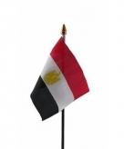 Egypte vlaggetje polyester