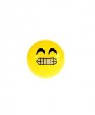 Emoticon stuiterbal 8 cm