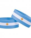 Fan armband argentinie