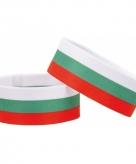 Fan armband bulgarije