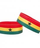 Fan armband ghana