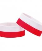 Fan armband polen