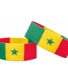 Fan armband senegal